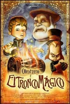Película: Olentzero y el Tronco Mágico