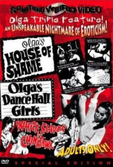 Película: Olga's Dance Hall Girls