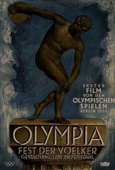 Ver película Olimpiada