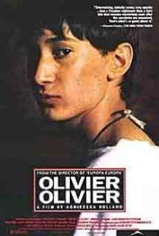Ver película Olivier, Olivier