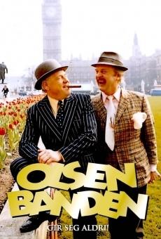 Ver película Olsenbanden gir seg aldri!