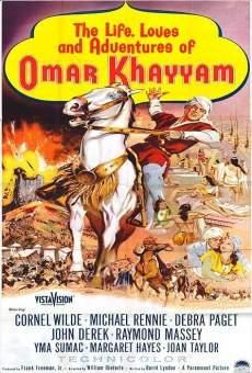 Ver película Omar Khayyam