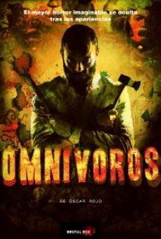 Ver película Omnívoros