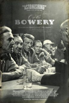 Ver película On the Bowery