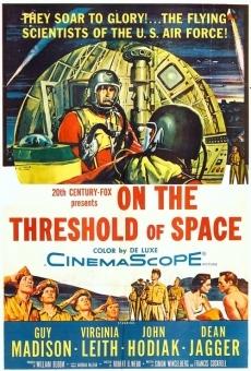 Ver película En el umbral del espacio