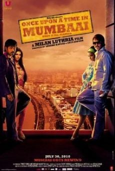 Once Upon a Time in Mumbaai on-line gratuito