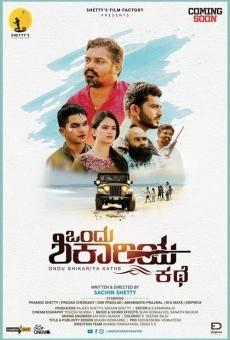 Ver película Ondu Shikariya Kathe
