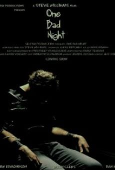 One Bad Night online streaming