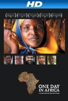 Ver película One Day in Africa