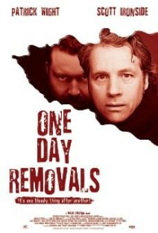 Película: One Day Removals