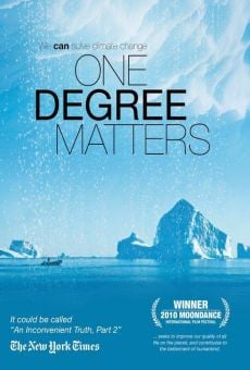 One Degree Matters on-line gratuito