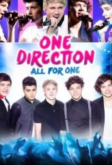 Película: One Direction: All for One