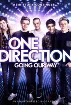 Película: One Direction: Going Our Way