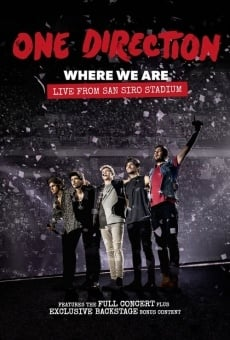 Película: One Direction: Where We Are