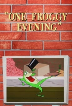 Ver película One Froggy Evening