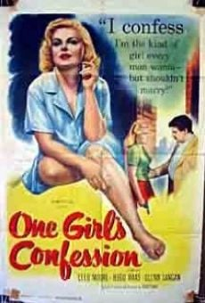 Ver película One Girl's Confession