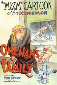 Película: One Ham's Family