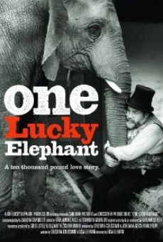 Película: One Lucky Elephant