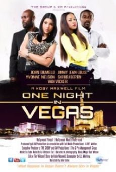 Ver película One Night in Vegas
