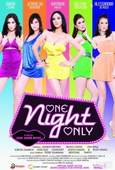 Ver película One Night Only