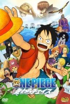 Ver película One Piece 3D