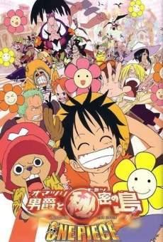 One Piece: Omatsuri Danshaku to Himitsu no Shima