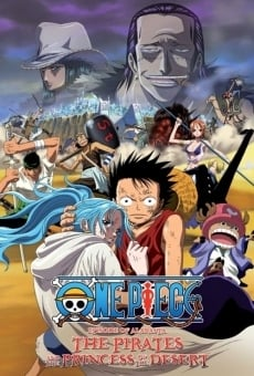 One Piece: Episode of Alabaster - Sabaku no Ojou to Kaizoku Tachi gratis