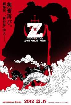 One Piece Film Z online gratis
