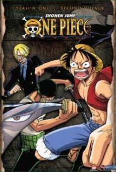 One piece: Nejimaki shima no bôken on-line gratuito