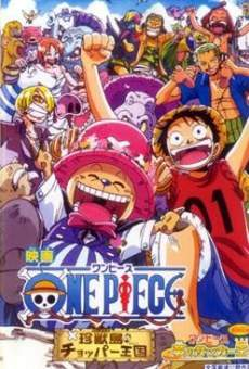 One piece: Chinjou shima no chopper oukoku on-line gratuito