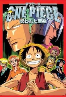 Ver película One Piece: La maldición de la espada sagrada