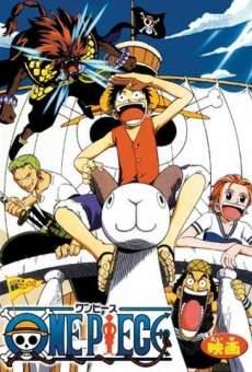 Ver película One Piece: La película
