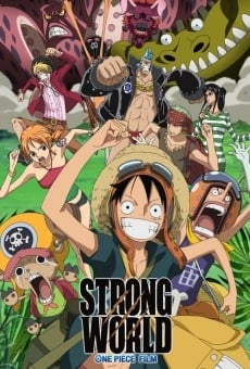 One Piece Film: Strong World on-line gratuito