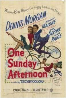 Ver película One Sunday Afternoon