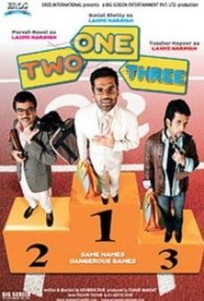 Ver película One Two Three