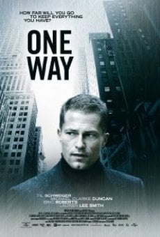 Película: One Way