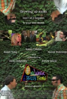 Ver película One Week to Bill's Thing