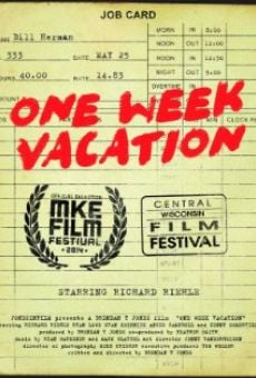 Ver película One Week Vacation