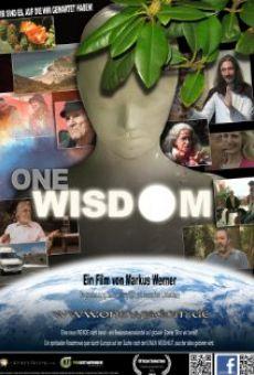 One Wisdom online