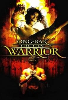 Ver película Ong Bak: El guerrero Muay Thai