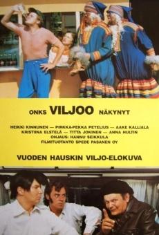 Ver película Onks' Viljoo näkyny?