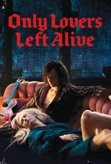 Ver película Sólo los amantes sobreviven