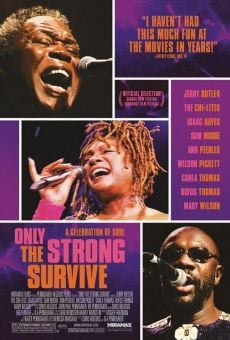 Película: Only the Strong Survive