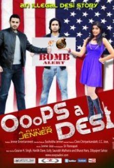 Ver película Ooops a Desi