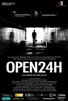 Película: Open 24h
