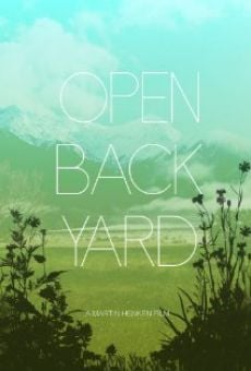 Película: Open Backyard