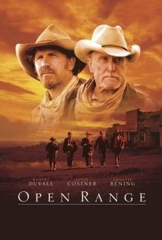 Open Range online gratis