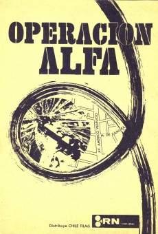 Operación Alfa on-line gratuito