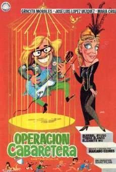 Operación cabaretera online