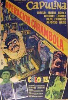 Ver película Operación carambola